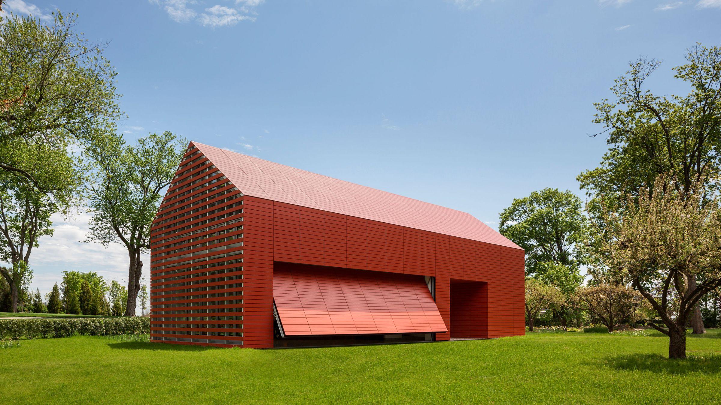 Red Barn | Roger Ferris + Partners